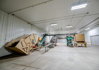 Container Filling Area