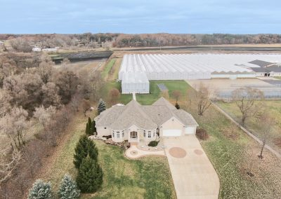 7111 Pingree Street Greenhouses For Sale-Residence